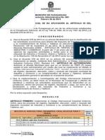 Reglamentacion Codigos - CIIU