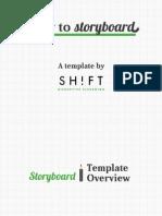 SHIFT ELearning Storyboard Template