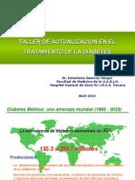 Taller Trat INSULINAS Comprimido ERV ABRIL 2013fin
