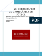 Futbol biomecanica