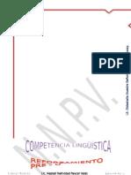 competencia linguistica temario