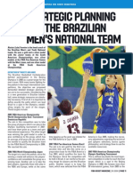 Strategic Planning for the Brazilian Men's team