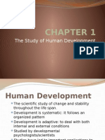 Chapter 1- Study of Human Devlopment(1)