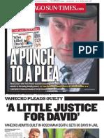 Vanecko pleads guilt in Koschman death