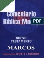 Comentario Bíblico Moody - Marcos.pdf