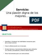 1.- El Servicio Como Estrategia RRG