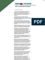 DN - Avaliar ou domesticar liberdades - António Mendes