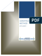 Construction Method for WTP  WWTP.pdf