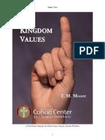 VP Kingdom Values