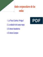 1.1 Prop Corpuesculares de Las Ondas Electromagneticas