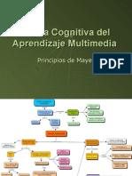 Teora Cognitiva Del Aprendizaje Multimedia Mayer