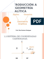 7 Introduccion a La Geometria Analitica