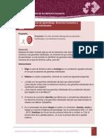 SDHU_U1_EA1_Evidencia de Aprendizaje. Derechos Humanos y Garantías Individuales