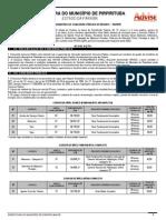 Minuta Pirpirituba PB 001 2015