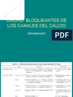 BLOQUEANTES DE LOS CANALES DEL CALCIO.ppt