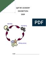 exhibition student handbook qatar