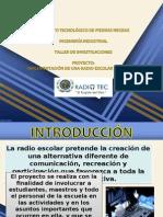 Proyecto Radio Tec1