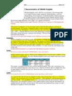 somecharacteristicsofmiddleenglish-111201004604-phpapp01