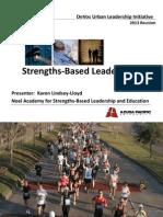013 devos-four domains of leadership