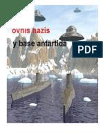 OVNIS Nazis y La Base Antartica