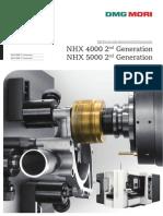 NHX4000-5000 2nd Gen