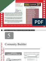 JoomladenganCommunity Builder