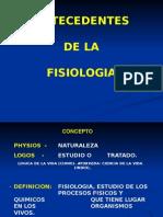 1.-Historia de La Fisiol. Apuntes