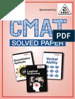 CMAT Solved Sample Paper