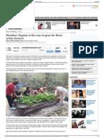 Mumbai Organic is the Way to Grow for These Urban Farmers