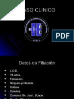 CASO CLINICO Displasia Fibrosa Polisototica
