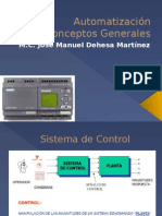 2 Automatización Conceptos Generales