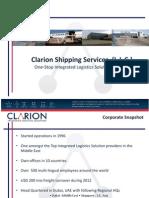 Clarion Profile