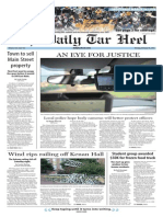 The Daily Tar Heel for Feb. 16, 2015