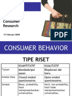 CONSUMER BEHAVIOR 2&3