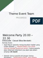Theme Event Team