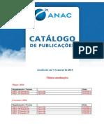 Catalogo ANAC