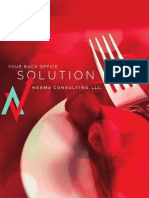 Neema Consulting Your Restaurant Back Office Solution
