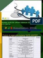 Peran Dokter Umum Bersama BPJS