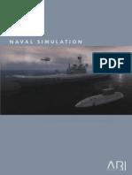 Full Mission Naval Warship Simulators