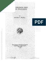 The Pergamene mint under Philetaerus / by Edward T. Newell.
