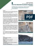 Copia Di CH-Albania_TR_Rraeshen-Kalimash Highway Paramesh Structure 2009