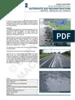 CH-FR_AR_Autoroute A25 Nieppes - Rev 01, Aug 11
