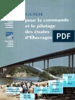 Guide Pour La Commande Et Le Pilotage Des Études Douvrages Dart