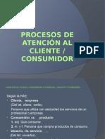 1.Procesos de Atención Al Cliente