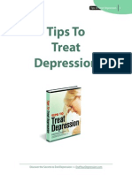 Tips to Treat Depression