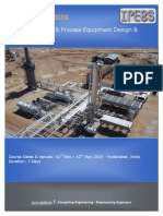 Pressure Vessel & Process Equipment Design & Engineering