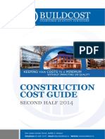 Buildcost Construction Cost- Guide 2014