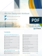 BIM Pilot Project Workbook