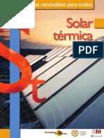 Cuaderno Solartermica