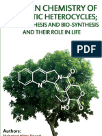 Modern Chemistry of Aromatic Heterocycles; Their Synthesis and Bio-Synthesis and their role in life